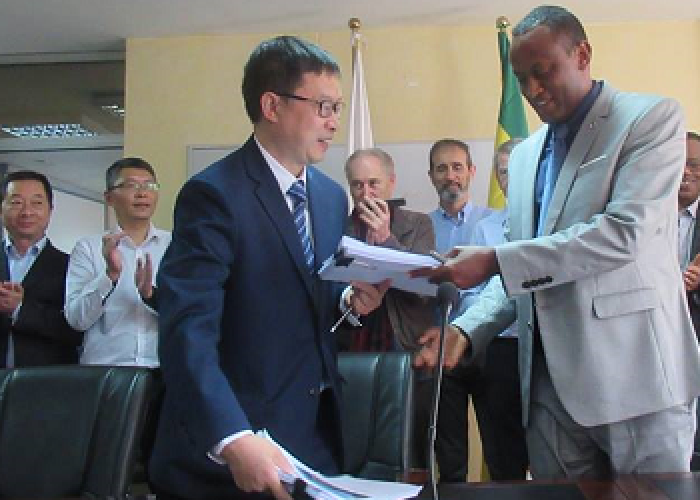 Chinese Companies Secure Energy Deals In Ethiopia