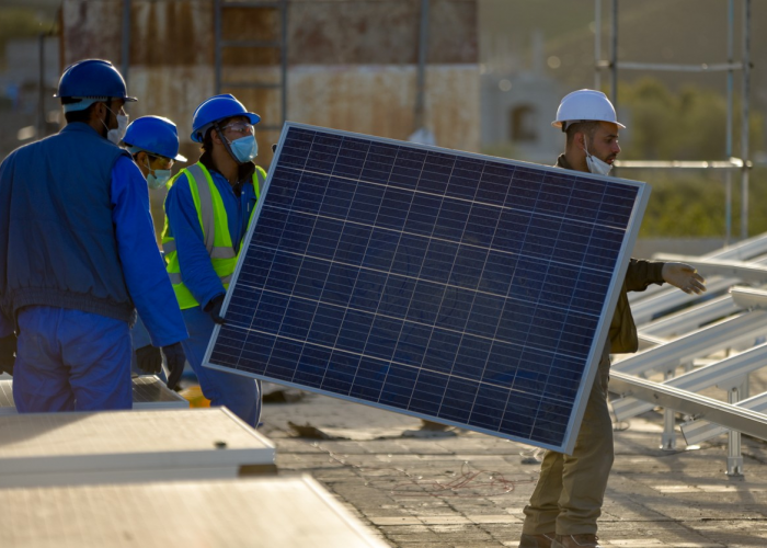 Five reasons to be optimistic about clean energy in 2021