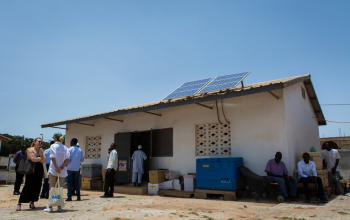 Solar technologies can speed up vaccine rollout in Africa: Here's how