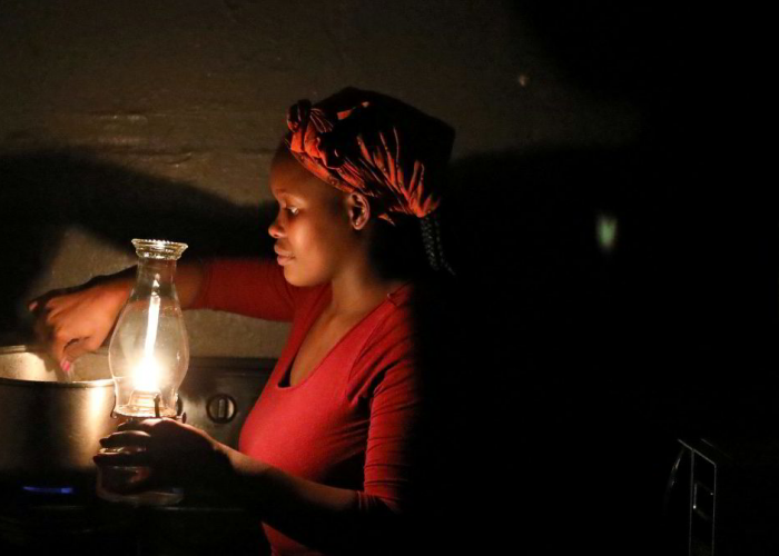 Africa's power poverty a danger to the health of people and the planet