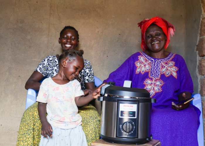 Protecting women and girls during the global recession: Solar-powered appliances enable distance learning and enhance health outcomes